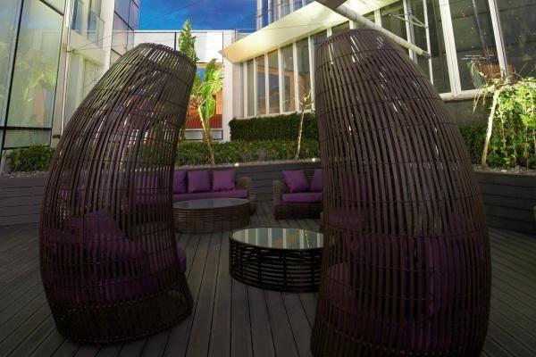 The Vine Hotel - Lobby