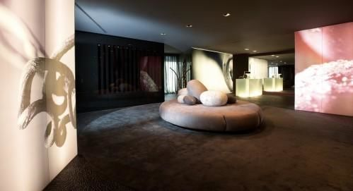 The Vine Hotel – Entrada
