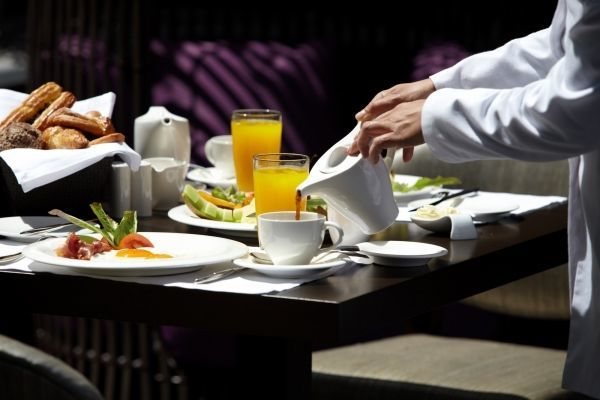 The Vine Hotel - Breakfast