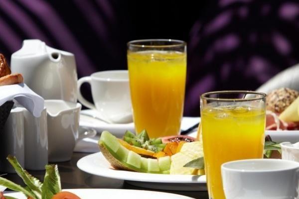The Vine Hotel - Café da manhã