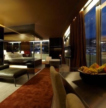 The Vine Hotel - Panoramic Design Suite